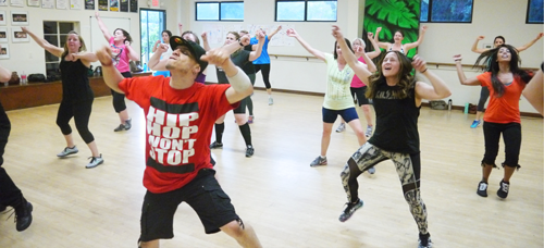 FUNKMODE Adult Hip Hop Dance Class Photo