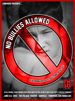 No Bullies Allowed Show Poster