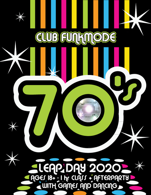 Club FUNKMODE: 70s Edition
