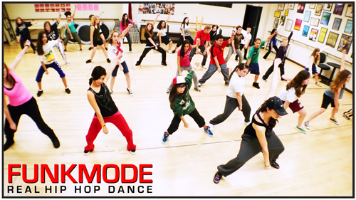 FUNKMODE Youth Dance Class Photo