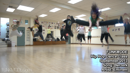 Adult Hip Hop Dance Class Video