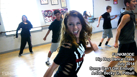Youth Hip Hop Dance Class Video